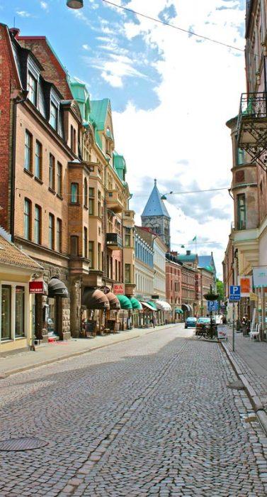 Bästa läge i Malmö